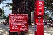 На Пхукете устанавливают «тревожные кнопки» для связи с полицией