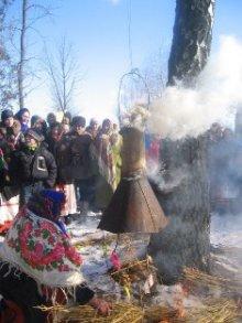 22 лютага у весцы Обчын адбудзецца свята Масленка