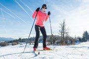 Как сбросить вес, катаясь на лыжах