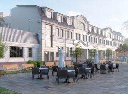 В Верхнем городе Минска планируется построить две гостиницы