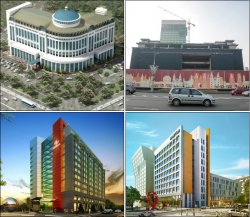 Внимание турбизнеса приковано к строительству в Минске отелей Amara Hotel, Hampton by Hilton, DoubleTree by Hilton, Marriott, Novotel и Hyatt Regency