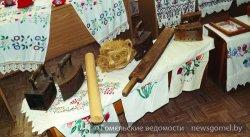 В Гомеле открылась музейная комната «Беларуская хата»