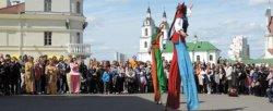 С мая развлекать минчан и туристов будут по субботам в пешеходной зоне на площади Свободы