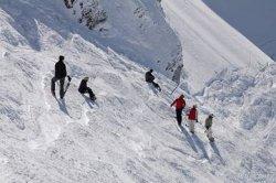 В Швейцарии под лавиной погибли три туриста горнолыжника