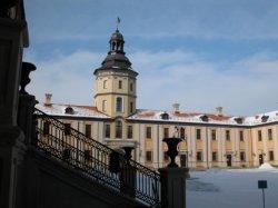 Дэлегацыя Нацыянальнага гісторыка-культурнага музея-запаведніка «Нясвіж» наведала Францыю