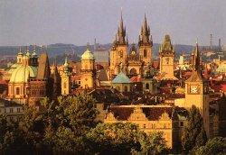 С 3 марта в Праге начнут проводить экскурсии по району Карлин и Роганской набережной