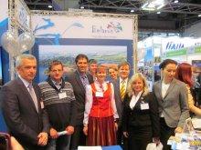 Как Национальное агентство по туризму презентовало Беларусь в Израиле