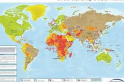 Северная Корея и большинство стран Африки -- самые экстремальные страны для туристов