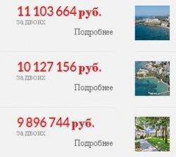 Минторговли: «Мы рекомендуем выставлять цены на туристические услуги в белорусских рублях!»