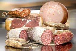 В Италии проходит фестиваль региональных колбас