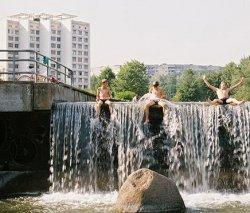 На выставке в Берлине и Штутгарте показали, как отдыхают в черте города жители Минска