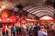В лондонской студии Warner Bros туристам покажут Хогвартс-экспресс