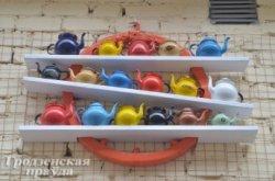 В Гродно открылась выставка трэшевого искусства