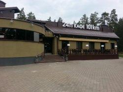 Один из лучших объектов придорожного сервиса Беларуси находится на 101-м километре автодороги Минск-Витебск недалеко от Бегомля