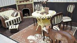 21 марта в Риге раздадут по частям шоколадную комнату