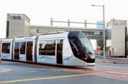 Первый туристический трамвай появился в Дубае
