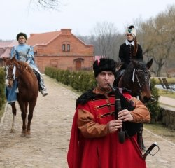Маршрут на выходные. Большие Новоселки, Сула… Блеск и боль белорусской шляхты