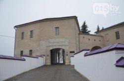 Фотофакт: Старый замок Гродно в ожидании реконструкции