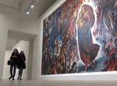 Картины белорусских мастеров заняли центральное место на лондонской выставке, посвященной Великой Отечественной войне