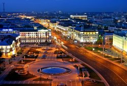 Минск занимает 7 место в рейтинге столиц стран-соседей России для поездок на 1 Мая
