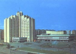 В Гродно на улице Буденного построят гостиницу на 150 мест