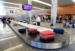 Аэропорты мира допускали при обработке багажа 7,3 ошибки на 1 тыс мест