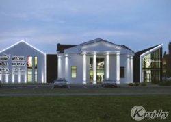 В Вилейке построят торгово-развлекательный центр (ФОТО)