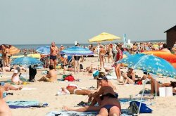 Первое лето с евро: сколько будет стоить отпуск на литовском взморье