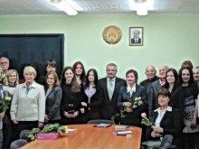 В институте предпринимательской деятельности состоялся юбилейный выпуск курсов гидов-переводчиков