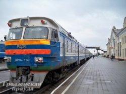 Из Гродно в Вильнюс будет ходить дизель-поезд