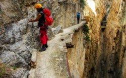 Самая опасная тропа в мире вновь открыта для туристов