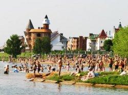 На пляжах Минска может стать больше точек выездной торговли и пунктов проката