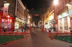 Лондонский Чайна-таун исчезнет с карты города
