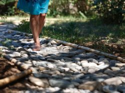 Тропа здоровья в лесном массиве возле водохранилища Дрозды станет длиннее