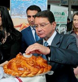 Талеб Рифаи, Генеральный Секретарь Всемирной туристской организации (UNWTO): «Необходимо познакомить весь мир с Беларусью!»