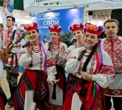 Антикризисная выставка. В Минске открылась весенняя ярмарка «Отдых 2015»