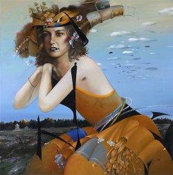 Выставка одного из первых белорусских сюрреалистов откроется в мае на площади Якуба Коласа