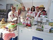 Белорусская делегация впервые приняла участие в международной ярмарке AGROTRAVEL в Кельце