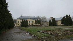 Когда отреставрируют дворцовый комплекс Воловичей в Святске?