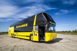 Ecolines возобновляет движение автобусов по маршруту Минск–Киев–Одесса