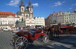 Прага названа самой дешевой столицей для путешествий