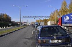 В Литву за 20 минут. Как работает электронное бронирование очереди на «Каменном Логе»?