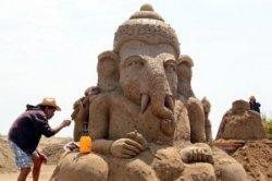 В Анталье пройдет фестиваль замков на песке