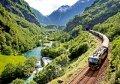БЖД внедрила систему Merits-Prifis, которая позволяет пассажирам узнавать о расписании движения поездов в Западной Европе