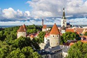 Таллинн отметит День города 15 мая
