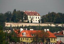 Самая красивая вилла Праги на один день откроется для туристов