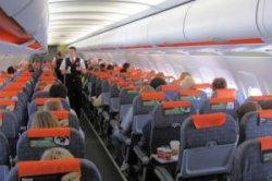 Easyjet уплотняет места в салоне