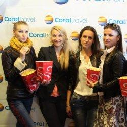 Coral Travel пригласил турагентов на День кино и рассказал о новинках компании Melia hotels