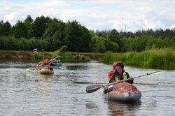 Открыт прием заявок на участие в водной экспедиции «Шляхам графа Канстанціна Тышкевiча-2015»