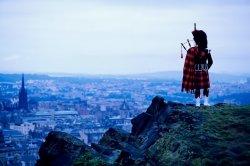 Новый проект: Скажи спасибо другу – и выиграй поездку на двоих в Шотландию